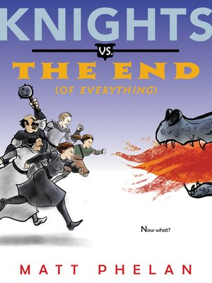 cover image of Knights vs. the End (of Everything)