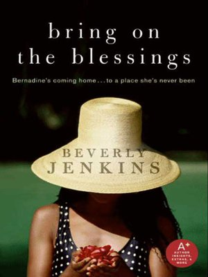cover image of Bring on the Blessings