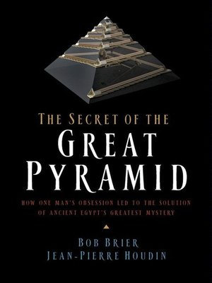 cover image of The Secret of the Great Pyramid