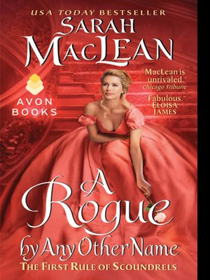 cover image of A Rogue By Any Other Name