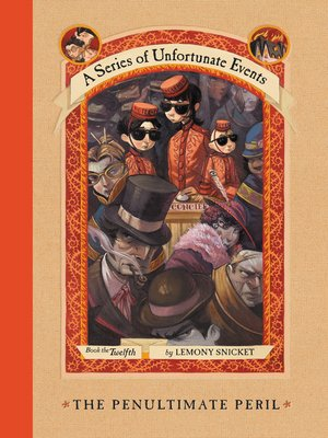 cover image of The Penultimate Peril