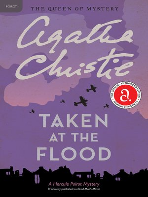 cover image of Taken at the Flood