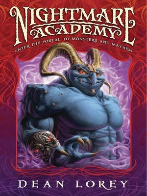 cover image of Nightmare Academy