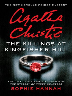 cover image of The Killings at Kingfisher Hill