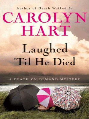 cover image of Laughed 'Til He Died
