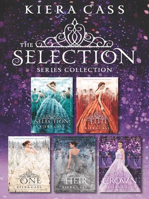 cover image of The Selection Series 5-Book Collection