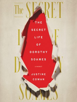 cover image of The Secret Life of Dorothy Soames