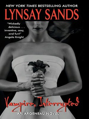 cover image of Vampire, Interrupted