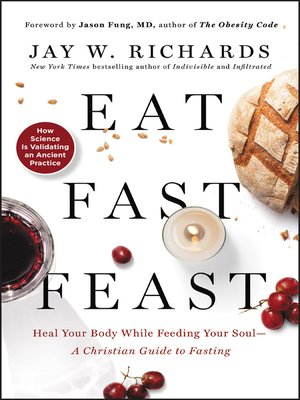 cover image of Eat, Fast, Feast