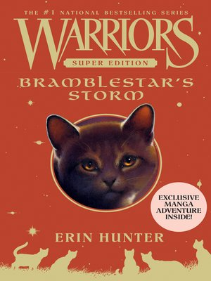 cover image of Bramblestar's Storm