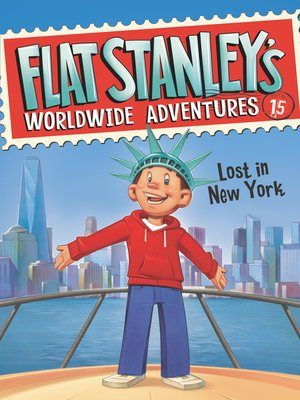 cover image of Flat Stanley's Worldwide Adventures #15