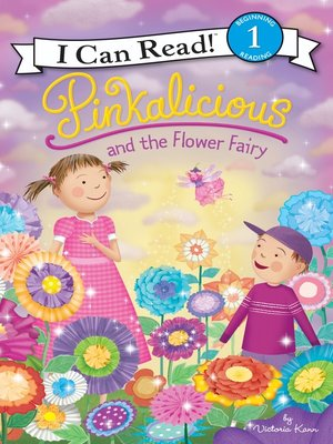 cover image of Pinkalicious and the Flower Fairy