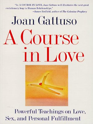 cover image of A Course in Love