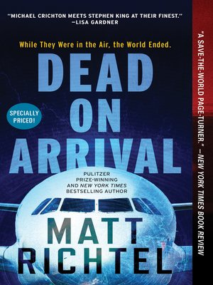 cover image of Dead On Arrival