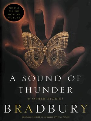 cover image of A Sound of Thunder and Other Stories