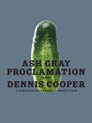 cover image of Ash Gray Proclamation