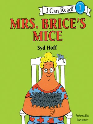 cover image of Mrs. Brice's Mice