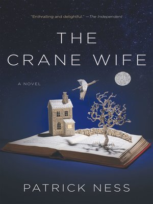 cover image of The Crane Wife