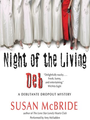 cover image of Night of the Living Deb