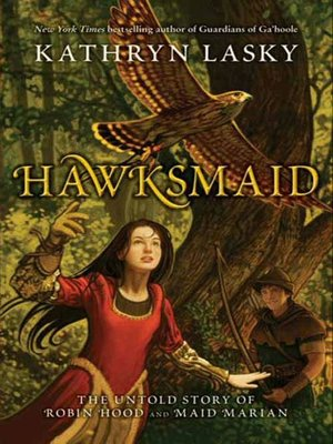 cover image of Hawksmaid
