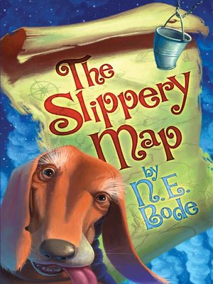 cover image of The Slippery Map