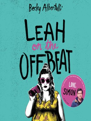 cover image of Leah on the Offbeat