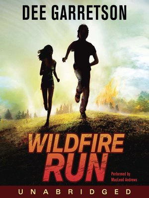 cover image of Wildfire Run