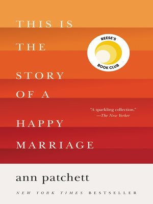 cover image of This Is the Story of a Happy Marriage