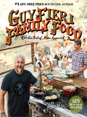 cover image of Guy Fieri Family Food