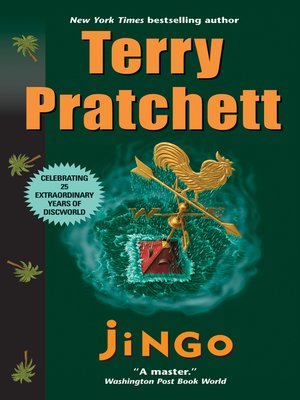 cover image of Jingo