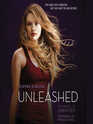Uninvited Sophie Jordan Pdf
