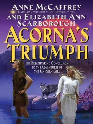 cover image of Acorna's Triumph