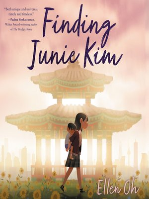 cover image of Finding Junie Kim