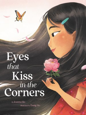 cover image of Eyes That Kiss in the Corners