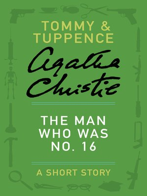 The mystery of the baghdad chest by agatha christie overdrive the man who was no 16 fandeluxe PDF
