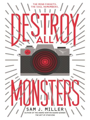 cover image of Destroy All Monsters