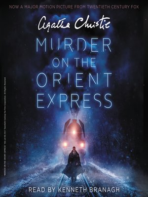 cover image of Murder on the Orient Express [Movie Tie-in]