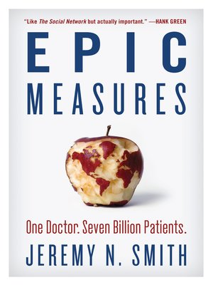 cover image of Epic Measures