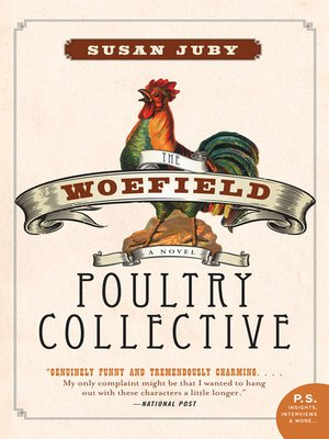 cover image of The Woefield Poultry Collective
