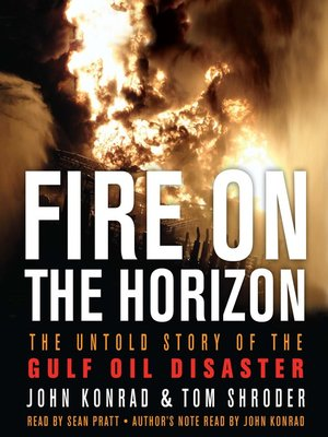 cover image of Fire on the Horizon
