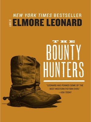 cover image of The Bounty Hunters