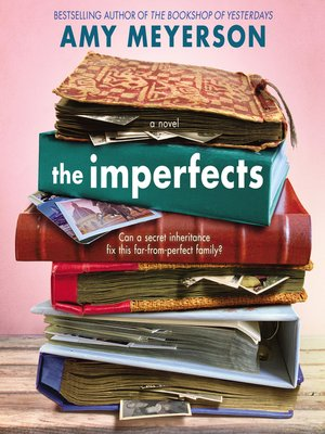 cover image of The Imperfects