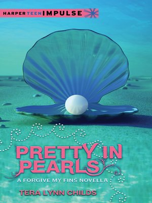 cover image of Pretty in Pearls