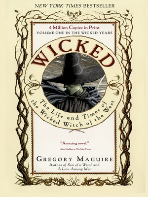 cover image of Wicked