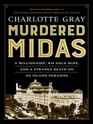 cover image of Murdered Midas