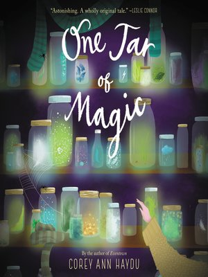 cover image of One Jar of Magic