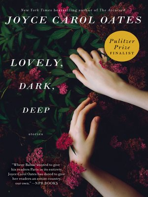 cover image of Lovely, Dark, Deep