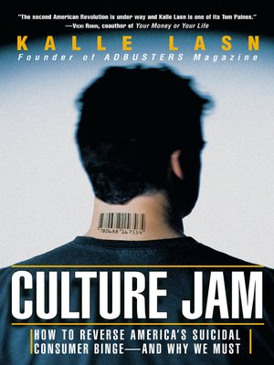 cover image of Culture Jam