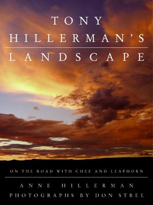 cover image of Tony Hillerman's Landscape