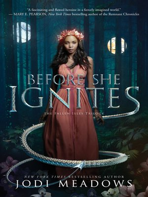 cover image of Before She Ignites